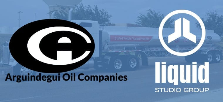 Arguindegui Oil – Liquid Studio Group Collaborate on New Website