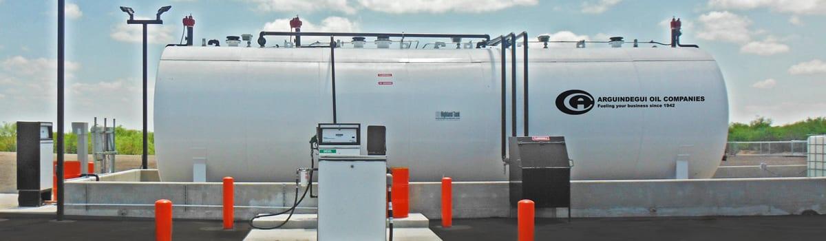 Argpetro Oil Tank