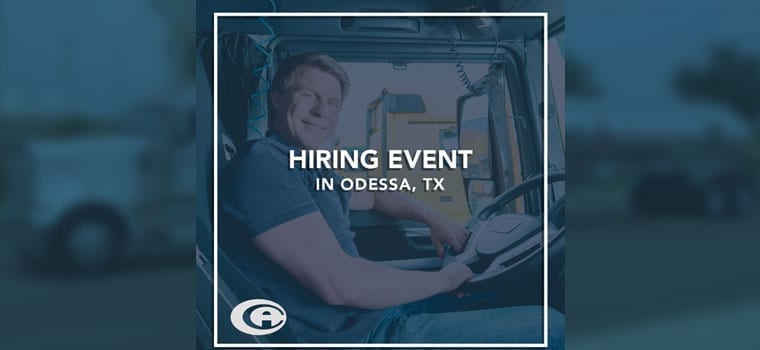 companies hiring cdl drivers in houston tx