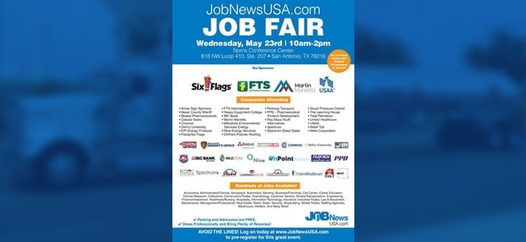 JobNewsUSA.com Job Fair